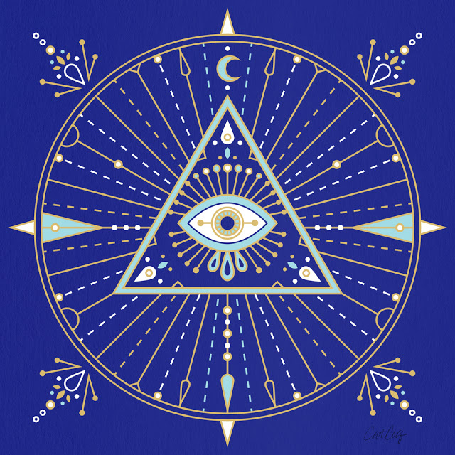 image asset - Article 2: Protective Magic - The Evil Eye, Detection & Uncrossing