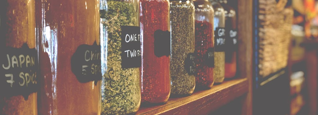 spice jars - 5 Household Items That Can Be Useful to a Witch